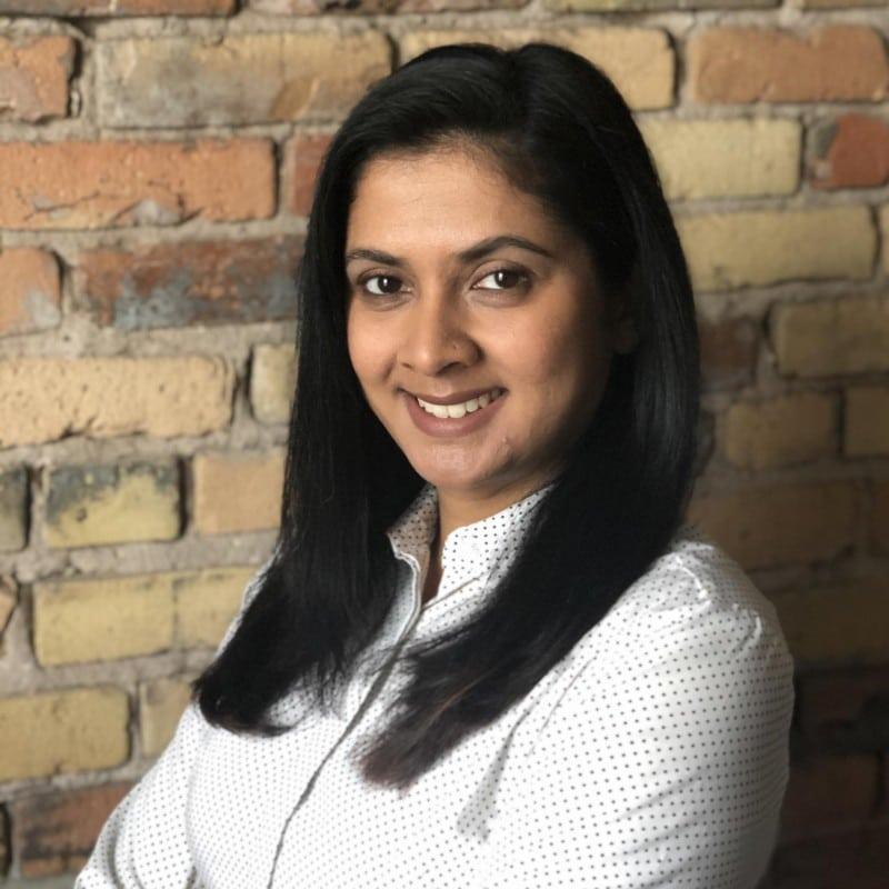 Headshot photo of Aniketa Shinde