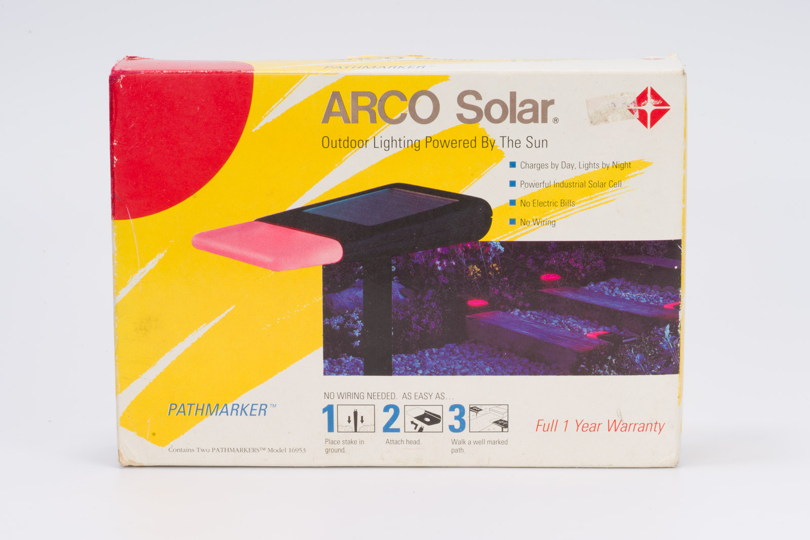 arco solar path light