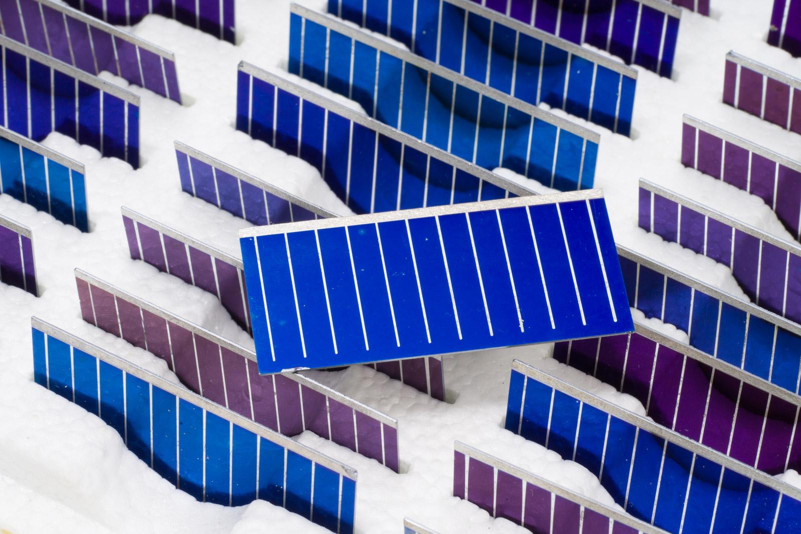 Centralab Solar Cell Skylab