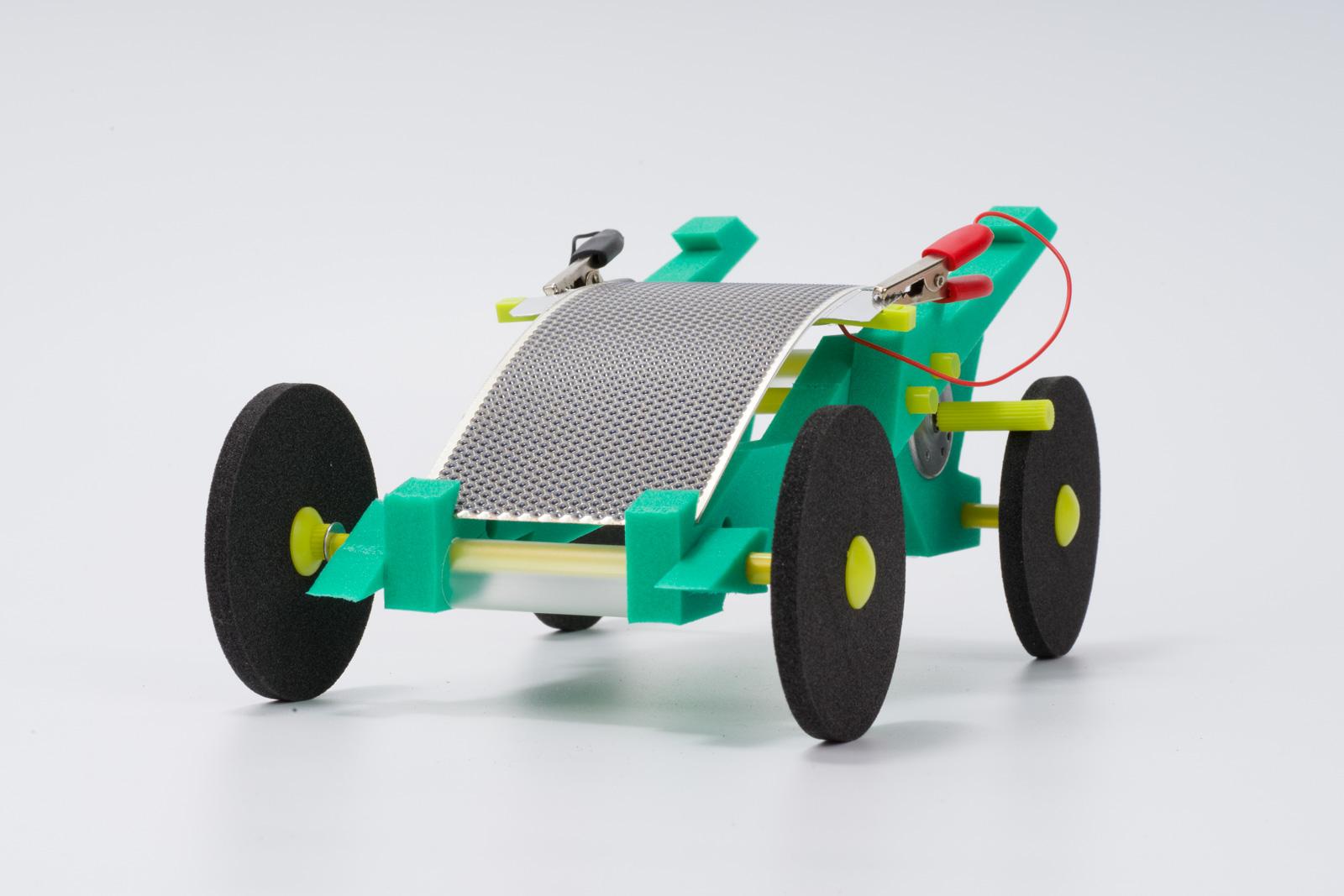 ToyLabs Volta Solar Racer Car