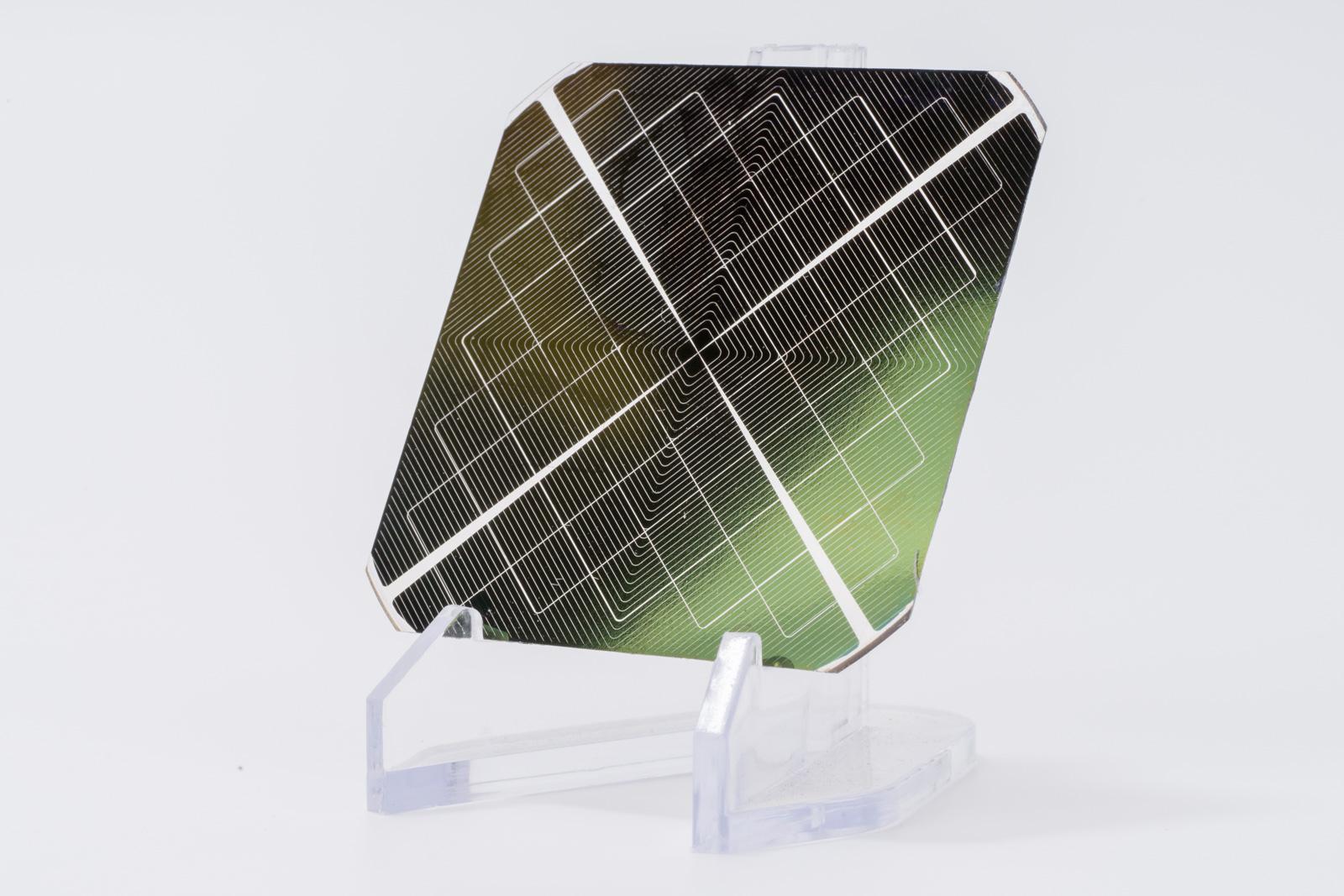 BF-2 solar cell