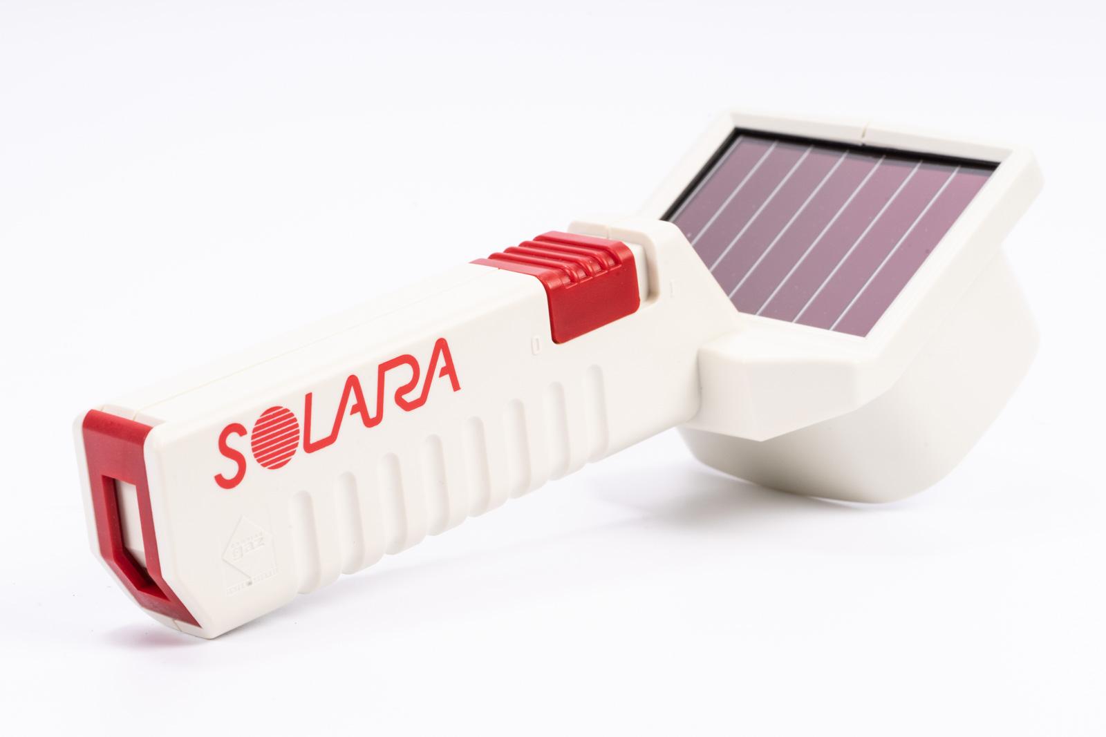 Solara Solar Powered Lamp